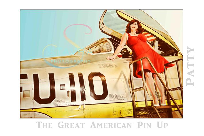 Pin Up Photography, Pin up Art, Airplane Pin Up